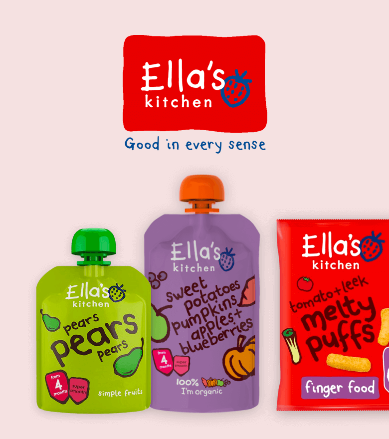 Ella's Kitchen products