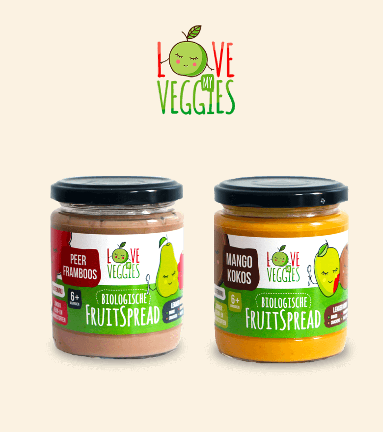 Love my veggies products