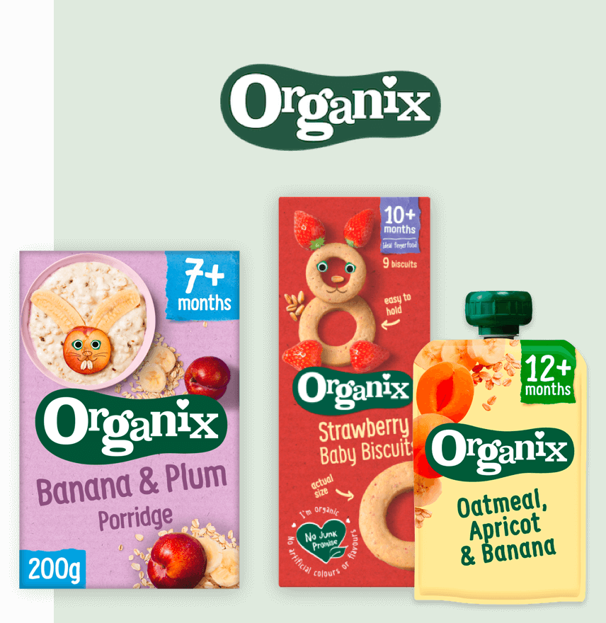 Organix products